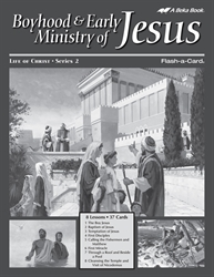Boyhood and Early Ministry of Jesus Lesson Guide