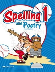Spelling and Poetry 1