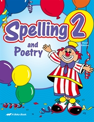 Spelling and Poetry 2