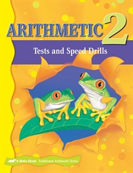 Arithmetic 2 Tests and Speed Drills