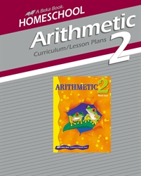 Homeschool Arithmetic 2 Curriculum