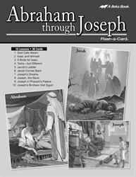 Abraham through Joseph Lesson Guide