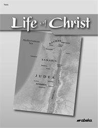 Life of Christ Test Book