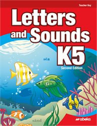 Letters and Sounds K5 Teacher Key
