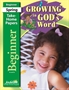 Growing in God's Word Beginner Take-Home Papers Thumbnail