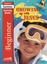 Growing Up with Jesus Beginner Activity Book Thumbnail