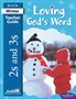 Loving God's Word 2s & 3s Teacher Guide Thumbnail
