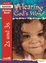 Hearing God's Word 2s & 3s Activity Book Thumbnail