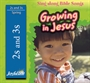 Growing in Jesus 2s & 3s CD Thumbnail