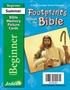 Footprints Through the Bible Beginner Mini Bible Memory Cards Thumbnail