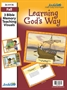 Learning God's Way 2s & 3s Bible Memory Verse Visuals Thumbnail