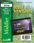 Bible Ventures Middler Mini Bible Memory Verse Cards Thumbnail
