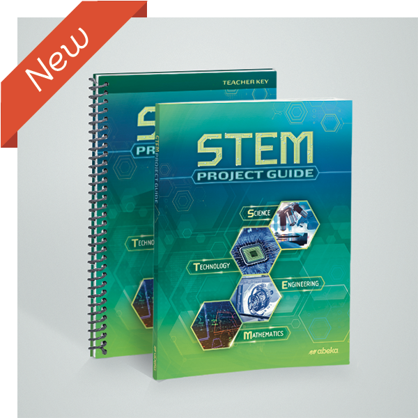 STEM Project Guide Student Book and Teacher Key