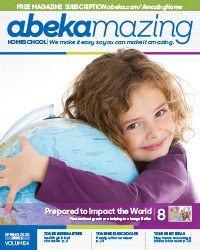 Abekmazing Homeschool Spring 2020 Issue