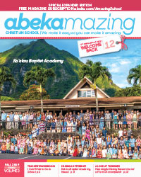 Abekamazing Christian School Fall 2019 Issue