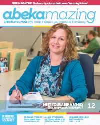 Abekamazing Christian School Spring 2019 Issue