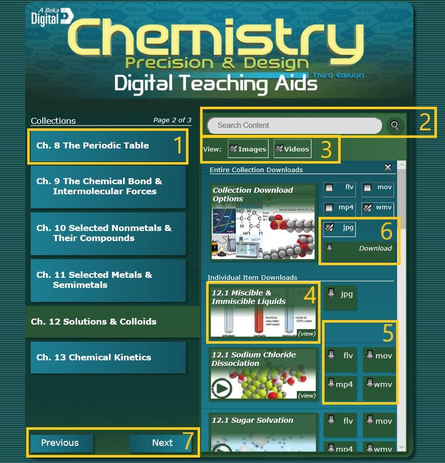 Abeka   Abeka Digital   How to Use Digital Teaching Aids