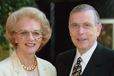 Dr. and Mrs. Arlin Horton