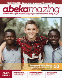 Abekmazing Homeschool Fall 2019 Issue