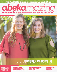 Abekmazing Homeschool Winter 2019 Issue