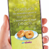 Abeka Phone Wallpaper Gratitude