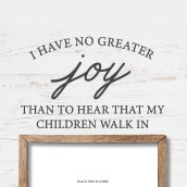 No Greater Joy Download