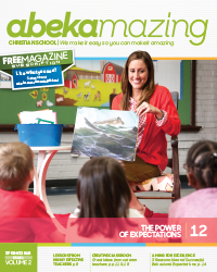 Abekmazing Christan School Spring 2018 Issue