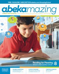 Abekamazing Christian School Spring 2020 Issue