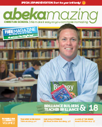 Abekmazing Christan School Summer 2018 Issue