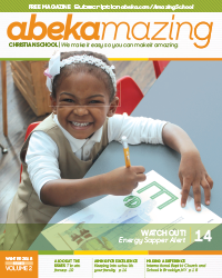 Abekmazing Christan School Winter 2018 Issue
