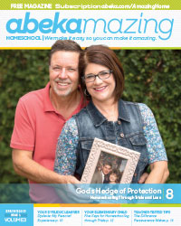 Abekmazing Homeschool Spring 2019 Issue