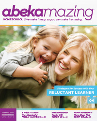 Abekmazing Homeschool Summer 2017 Issue