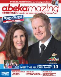 Abekmazing Homeschool Summer 2018 Issue