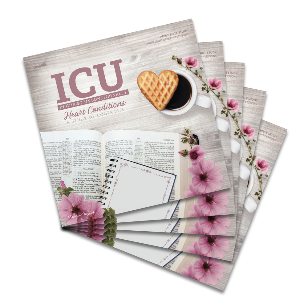In Christ Unconditionally (ICU): Heart Conditions A Study of Contrast Participant Bundle
