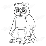 Female Owl