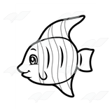 Striped Fish