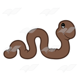 Brown Worm