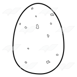 Speckled Egg