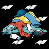 abeka clip art clothes pile