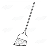 Plastic Broom