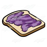 Jelly on Toast