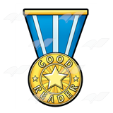 Good Reader Medal
