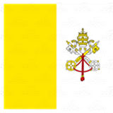 Vatican City Flag