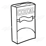 Cereal Box