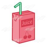 Cherry Juice Box
