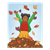 Fall Scene Color PNG