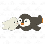 Seal and Penguin
