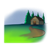 Log Cabin Color PNG