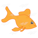 Orange Goldfish