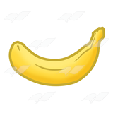 Yellow Banana 2